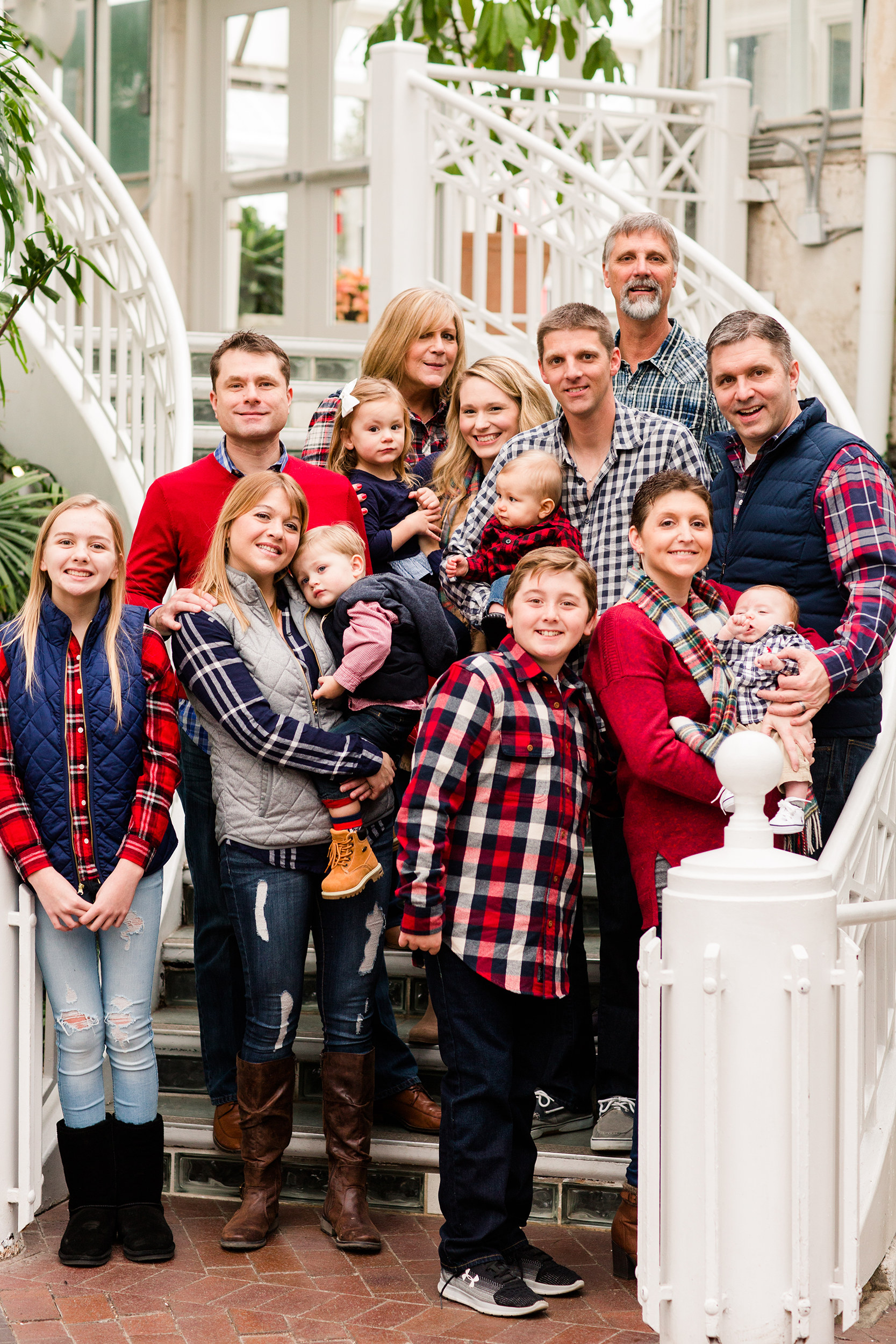 Winter Family Pictures Simply Clarke