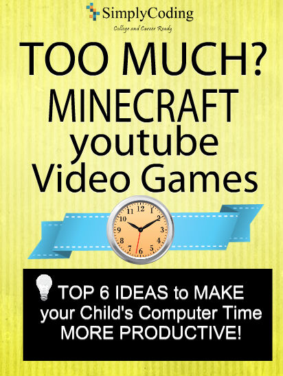 Productive Computer Time for Kids