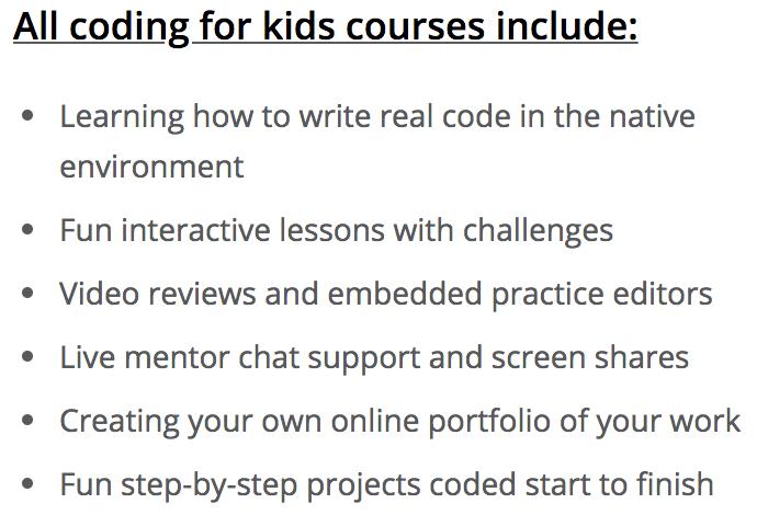 simply coding curriculum