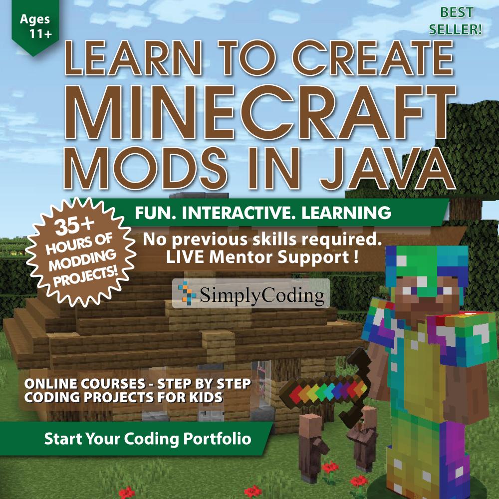 minecraft mods in java