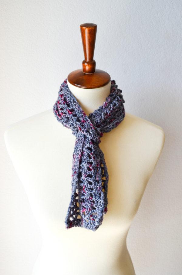 One Skein Cowl Crochet Pattern – Crochet