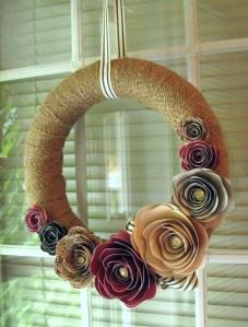 Yuletide Carol Wreath