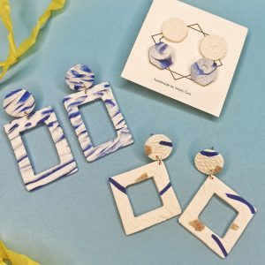 Statement Earrings Gift Box - Simply Cyra