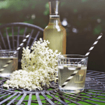 Elderflower cordial Simply Danish Living