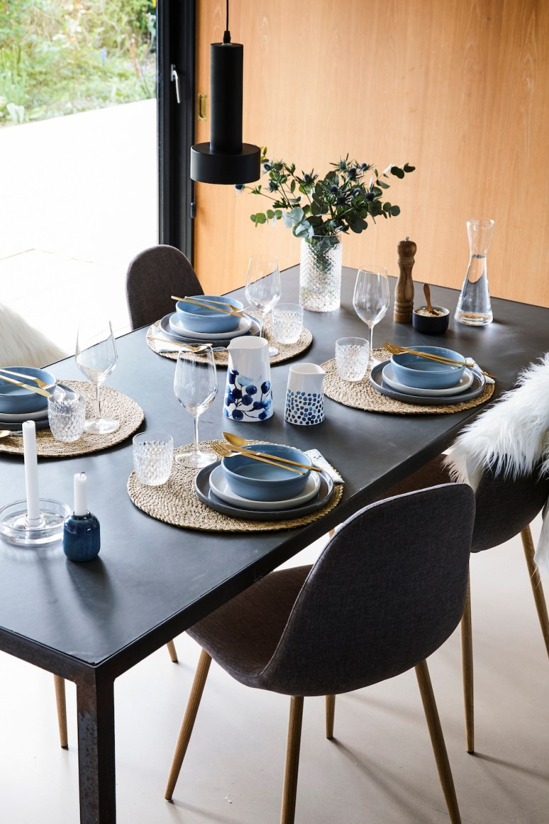 Setting the table to create hygge
