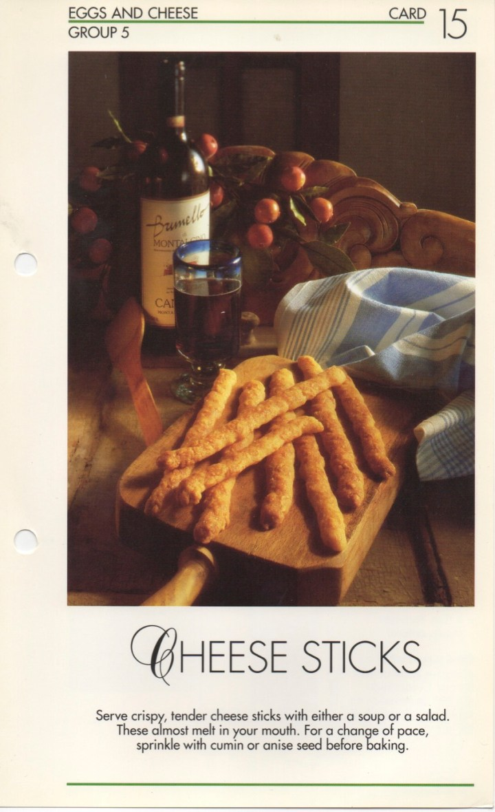 5-15 Cheese Sticks