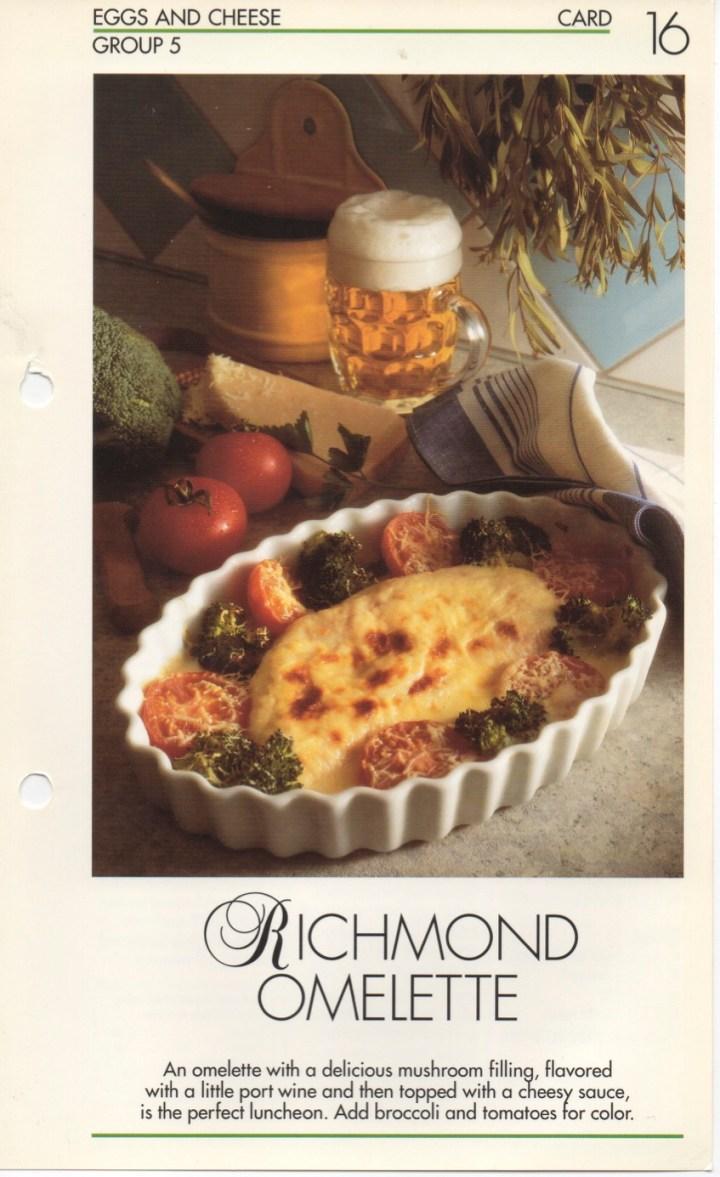 5-16 Richmond Omelette