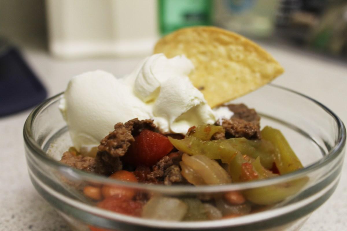 9-14: Chili Con Carne