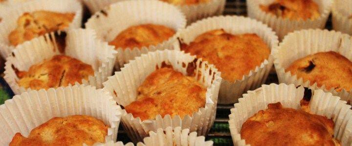 17-49: Apple Muffins
