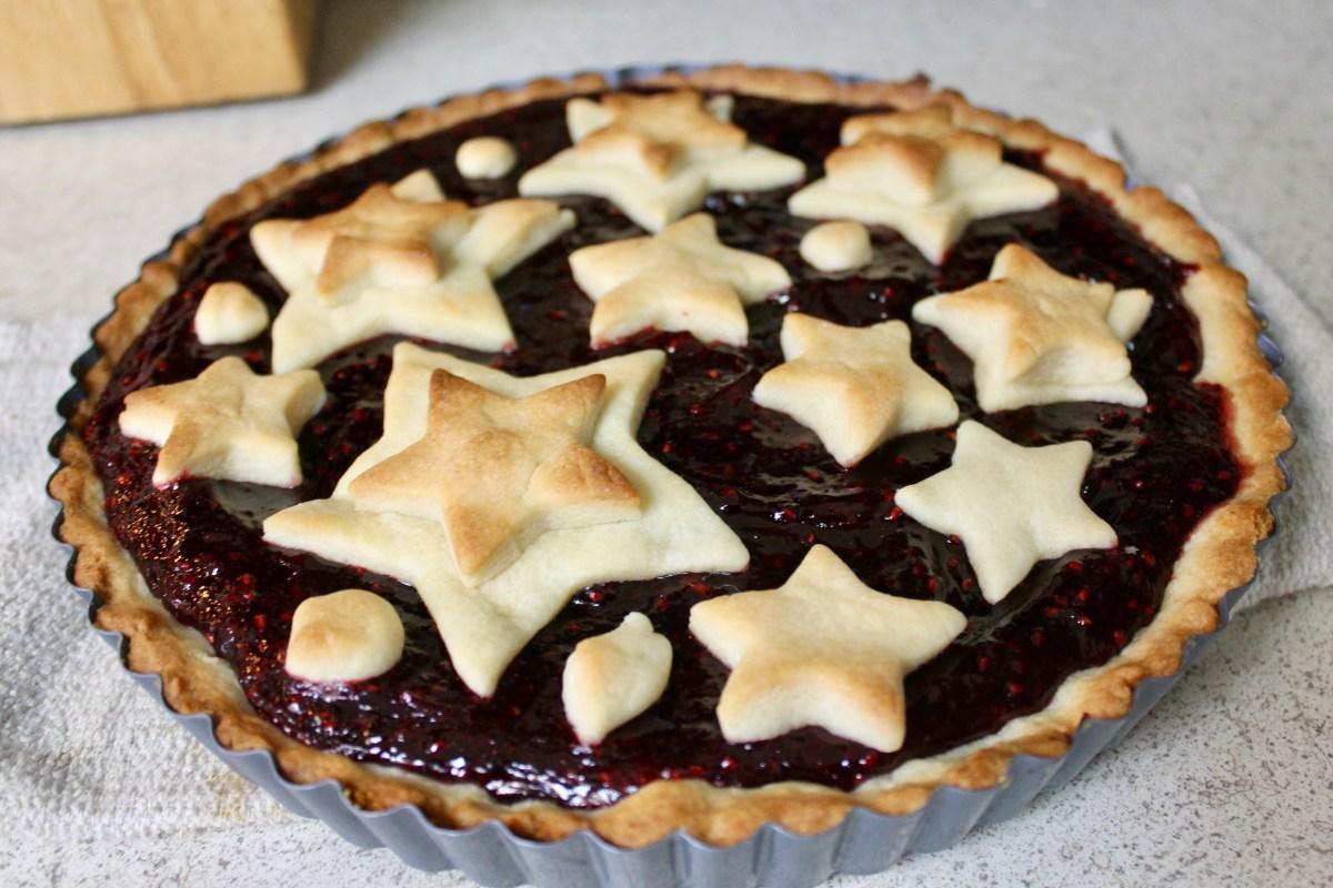 16-9: Raspberry Tart