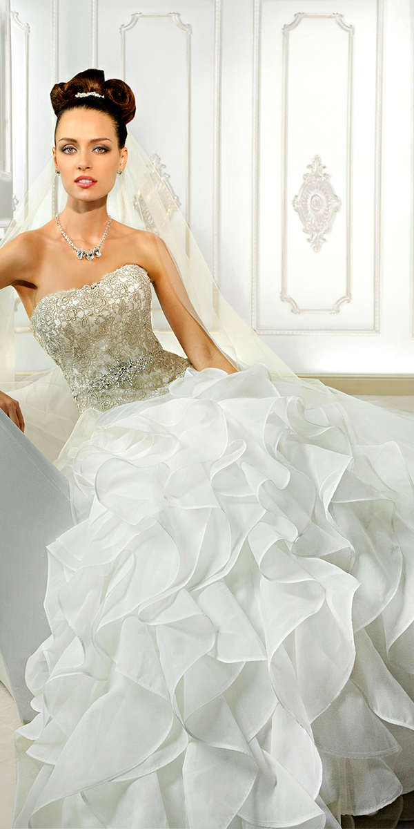 Vintage Lace Tulle Sweetheart Wedding Dress | Women\'s Bridal Gowns