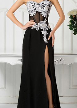 sexy women's dresses evening dress