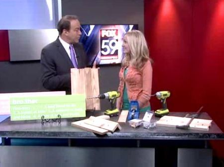 How to Create a Pallet Board {Fox59}