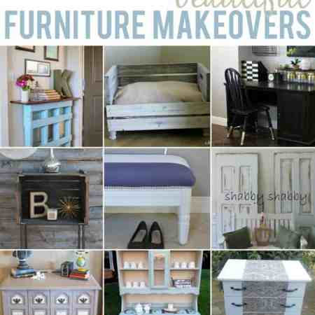 Beautiful Furniture Makeovers