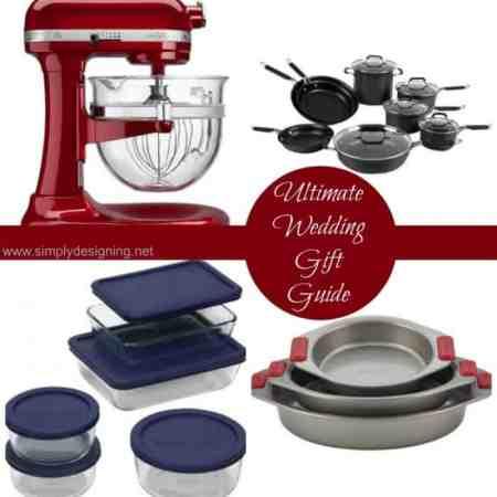 Ultimate Wedding Gift Guide