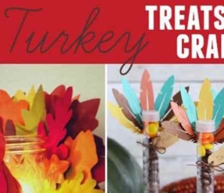 15 Turkey Treats and Crafts