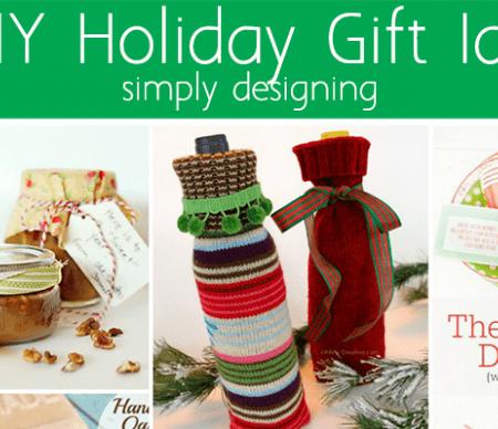 7 DIY Holiday Gift Ideas