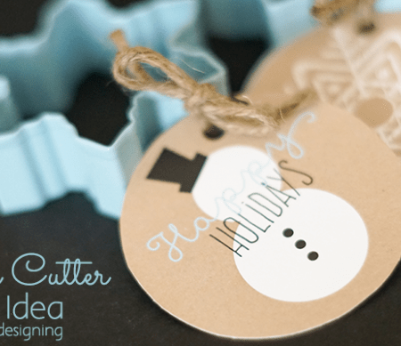 Cookie Cutter Gift Idea + Printable