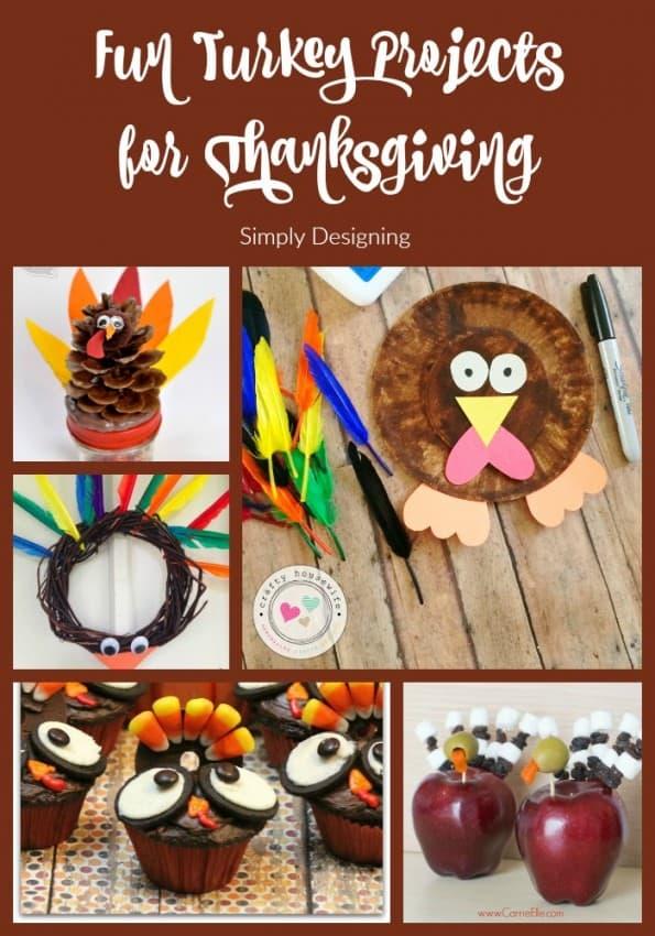 Fun Turkey Projects