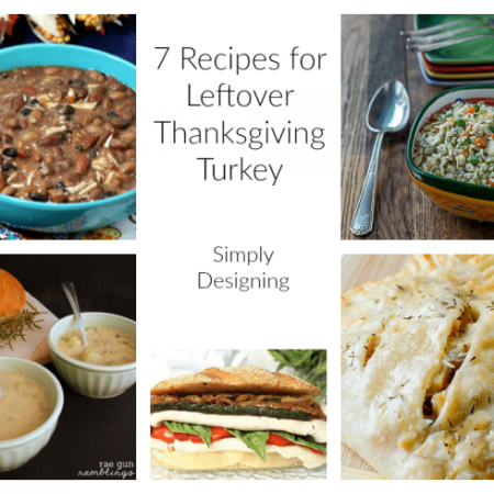 7 Recipes for Leftover Turkey