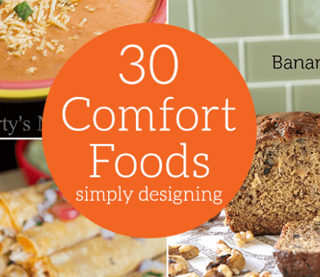 Comfort Foods Perfect for Winter