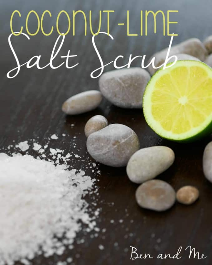 Coconut-Lime-Salt-Scrub