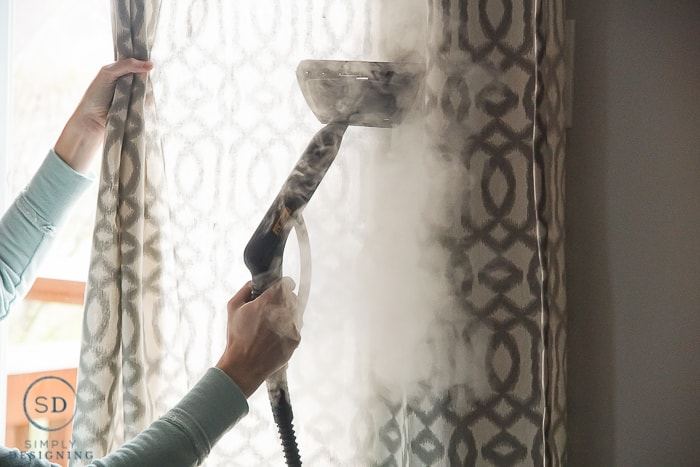 How to Remove Wrinkles from Curtains without an Iron