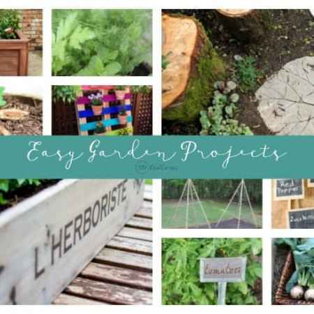 Easy Projects to Spruce Up Your Garden