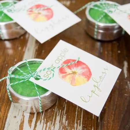 Sour Apple Lip Balm