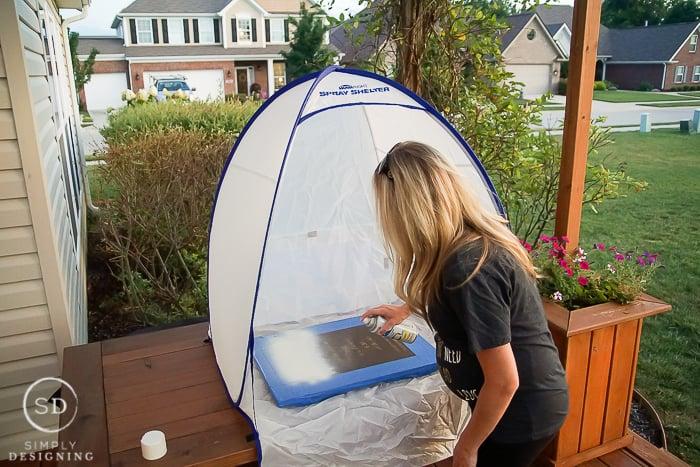 Spray Shelter HomeRight