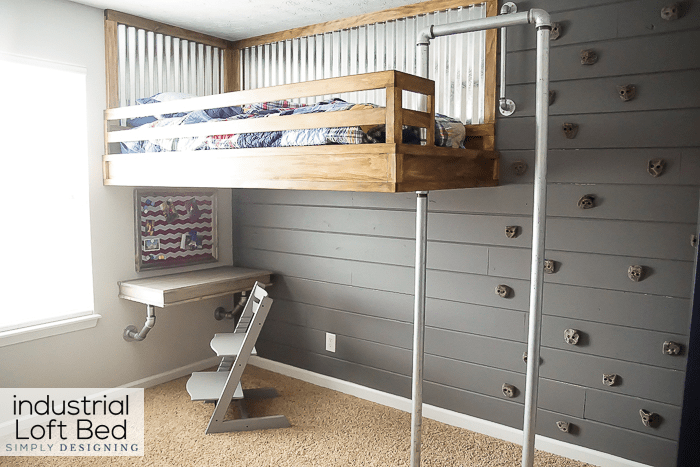 Low Loft Bed Ideas For Adults
