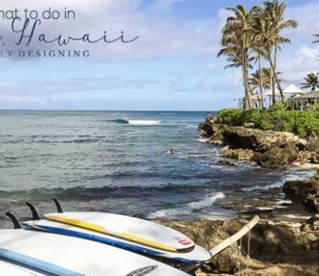 What to do in Oahu Hawaii