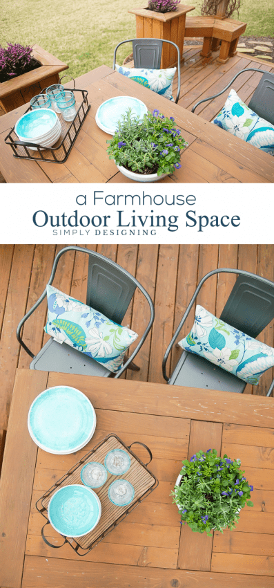 A Farmhouse Outdoor Living Space Update in Just a Few Minutes on Farmhouse Outdoor Living Space id=40869