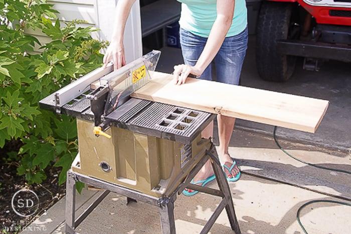 DIY Industrial Printer Cart