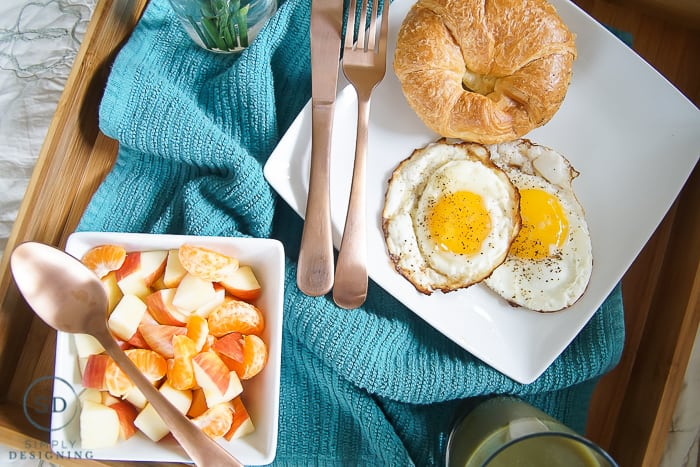 Tips to make the perfect mother's day breakfast