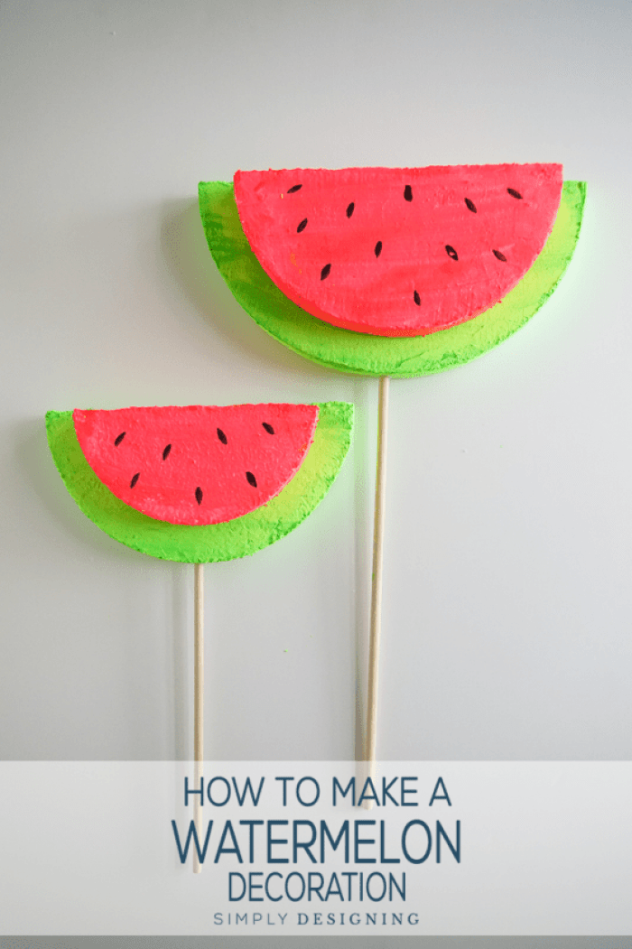 watermelon decoration