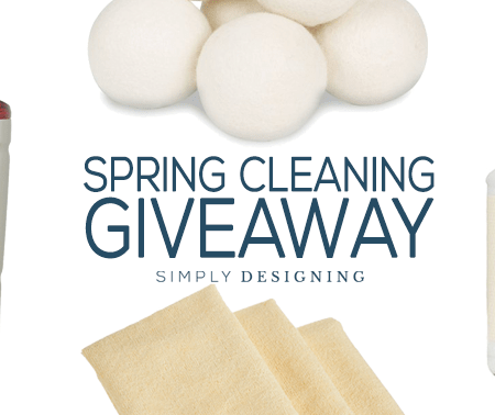 Gift Ideas for Mother's Day + Spring Cleaning Giveaway