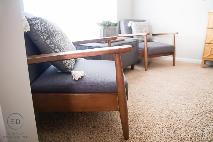 Mid Century Modern Furniture Update