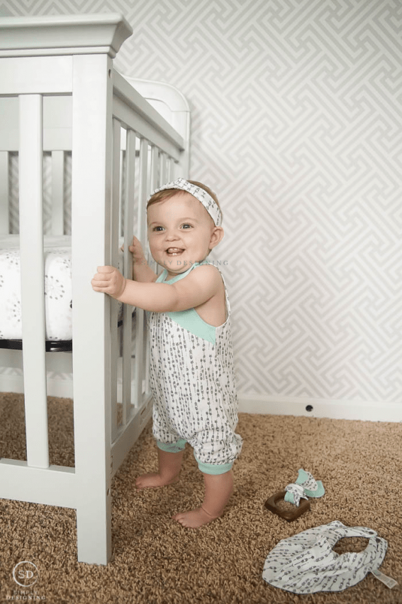 Must Have Baby Gear for 6-12 Months - Finn and Emma organic clothing and accessories