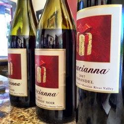 Gracianna bottle shots