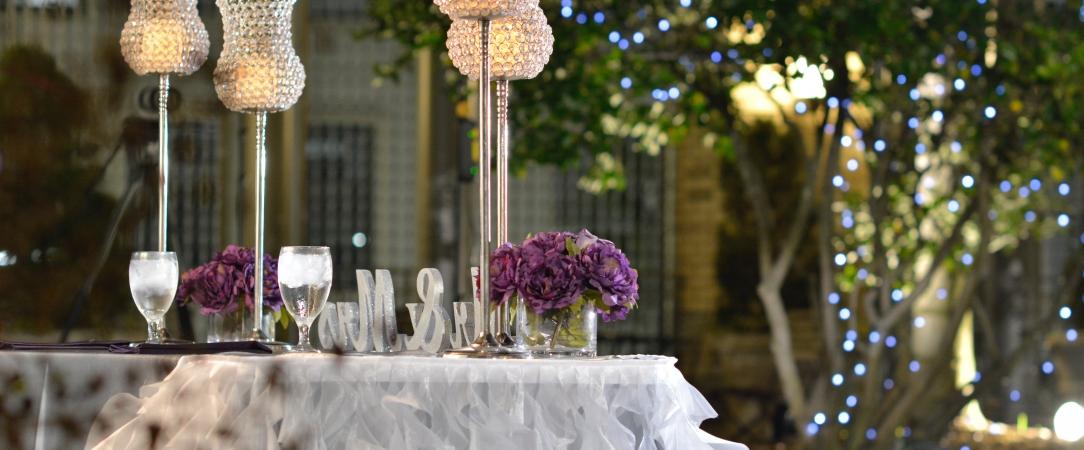 Simply elegant wedding rentals decor jacksonville fl junglespirit Image collections