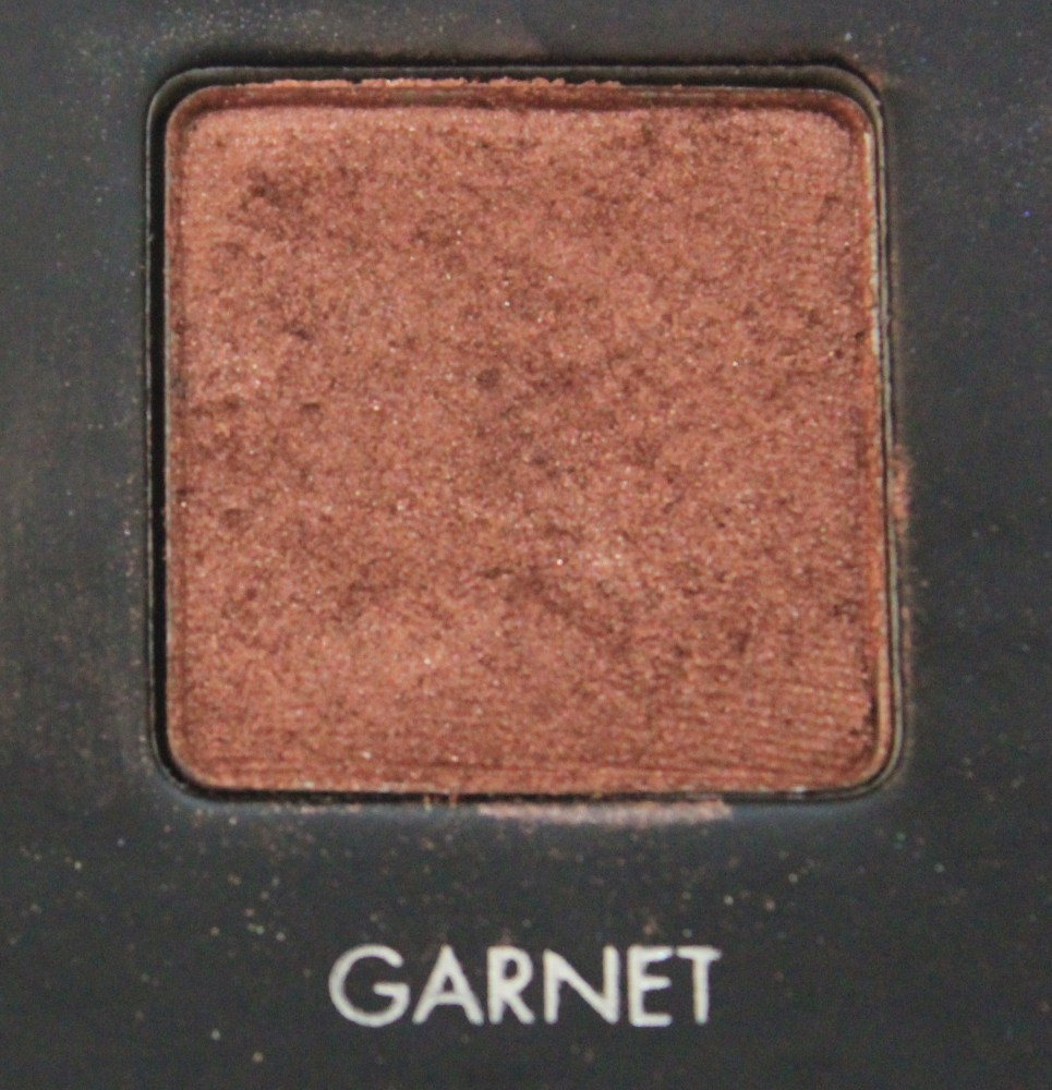 LORAC Pro palette : Festive Smokey Eye Look (3/6)