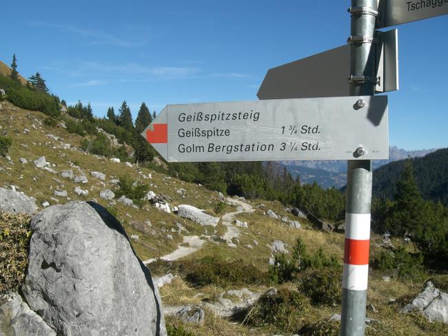 Tag 2: Auf gehts zu meinem ersten Gipfel :)