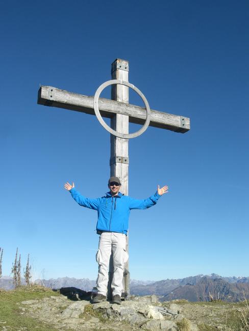 Tag 2: Geschafft! Mein erster Gipfel!
