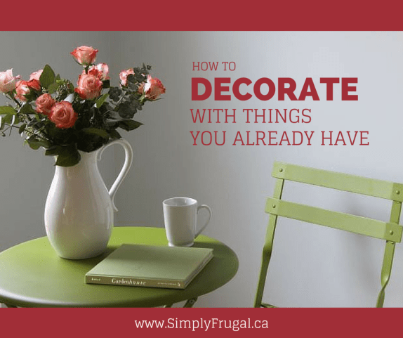 Decorate with Things