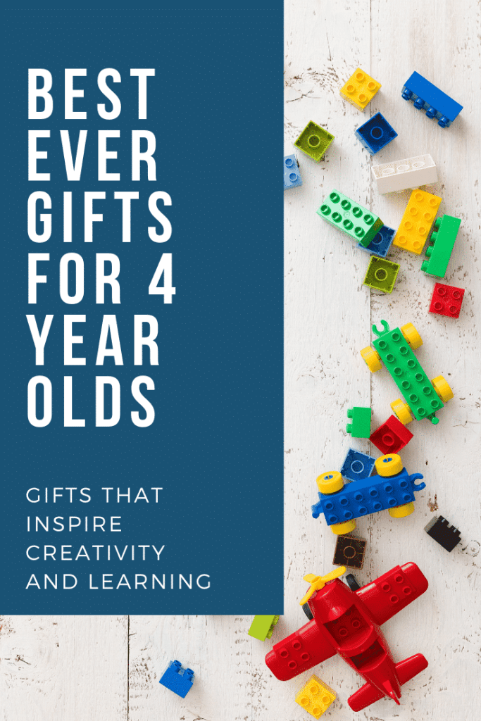 Best Ever Gifts for 4 Year Olds