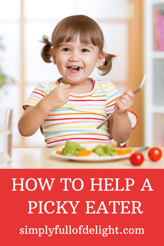 How to Help Your Picky Eater #parenting #picky #fussyeater #pickyeater #toddlers #kids