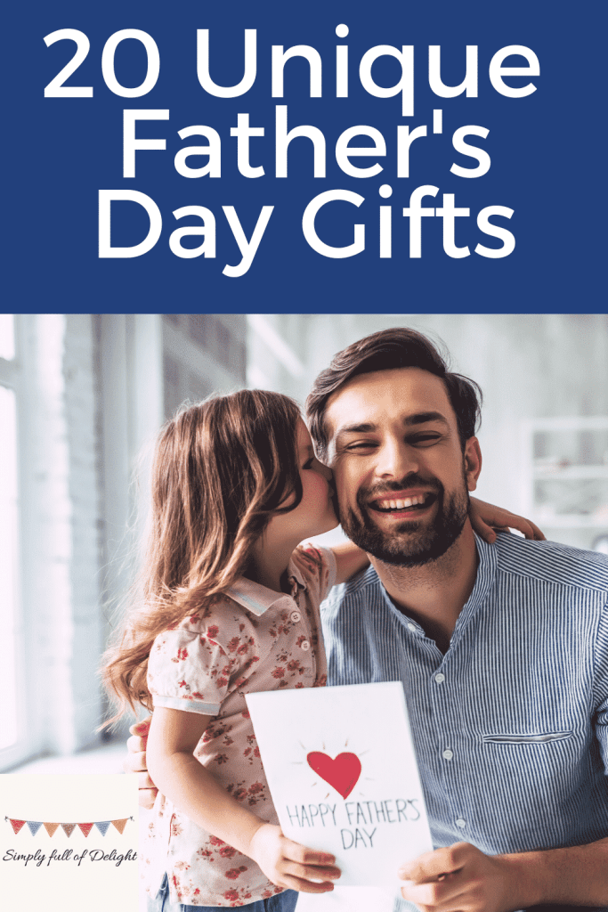 20 Unique Father's Day Gifts