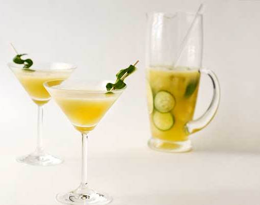 Gluten Free Spatini Cocktail Recipe