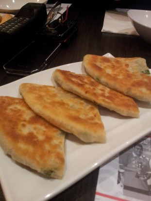 Pan-Fried Crispy Pancake with Green Onion